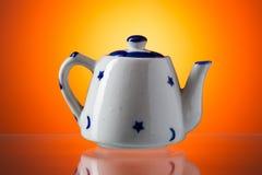 Ceramic teapot Royalty Free Stock Photo