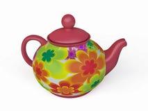 Ceramic Teapot Stock Image