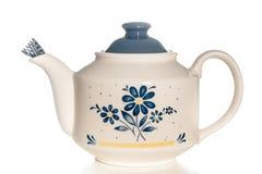 Ceramic Teapot Stock Images