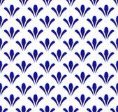 Ceramic pattern stock illustration