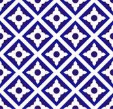 Ceramic Thai pattern vector royalty free illustration