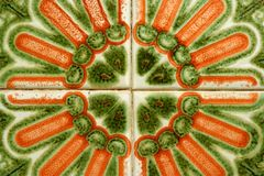 Ceramic tile. Floor or wall texture stock image