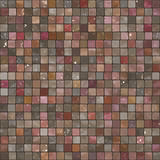 Ceramic tile. High resolution texture of multicolor ceramic tile surface vector illustration