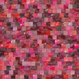 Ceramic tile. High resolution texture of multicolor ceramic tile surface stock illustration