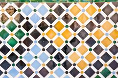 Ceramic tile Royalty Free Stock Images