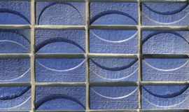 Ceramic tile background Royalty Free Stock Photos