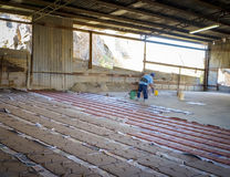 Ceramic Tile Factory, Tecate, Mexico Stock Image