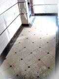 Ceramic tile finishing Stock Images