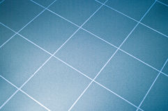 Ceramic tile floor Stock Images