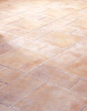 Ceramic Tile Flooring Royalty Free Stock Photography