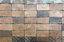 Ceramic tile pattern royalty free stock photo