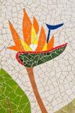 Ceramic tile patterns and colors. Strelitzia Stock Photos