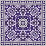 Ceramic Tile Seamless Pattern Royalty Free Stock Photos