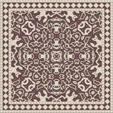 Ceramic Tile Seamless Pattern. Mediterranean Style Ceramic Tile Seamless Pattern Royalty Free Stock Image