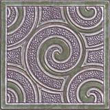 Ceramic tile seamless texture Royalty Free Stock Photos