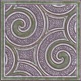 Ceramic tile seamless texture Stock Image