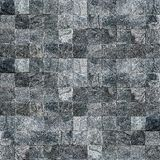 Ceramic tile and stone wall Modern wall for bacground. And texture royalty free illustration