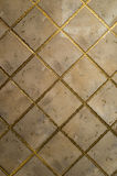 Ceramic tile surface Royalty Free Stock Photo