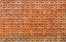 Ceramic tile wall Stock Image