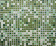 Ceramic tile wall Royalty Free Stock Photo