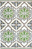 Ceramic tile Stock Image
