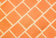 Ceramic tiled floor. Cose up of ceramic tiled floor background Royalty Free Stock Image