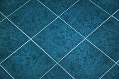 Ceramic tiled floor Stock Photo