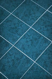 Ceramic tiled floor Stock Image