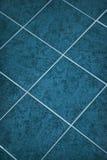 Ceramic tiled floor stock image