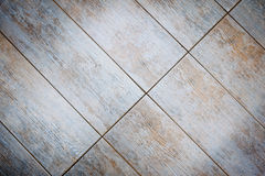 Ceramic tiled floor Stock Photography