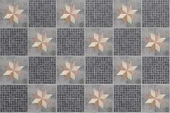 Ceramic tiled ground Royalty Free Stock Image