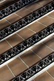 Ceramic tiled steps Stock Photos