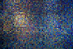 Ceramic Tiles. A background of colorful ceramic tiles Stock Photos