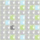 Ceramic tiles. Background, abstract texture; vector art illustration stock illustration