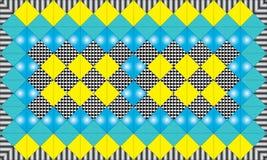 Ceramic tiles. Abstract diagonal texture Royalty Free Stock Image