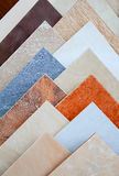 Ceramic tiles Royalty Free Stock Photo