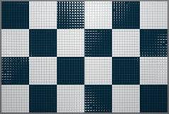 Ceramic tiles background Stock Photo