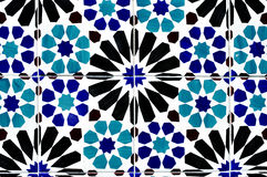 ceramic tiles background Royalty Free Stock Photo