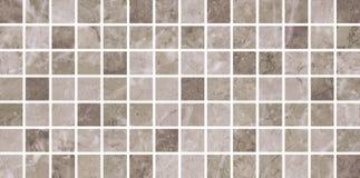 Ceramic Tiles Beige Mosaic Royalty Free Stock Image