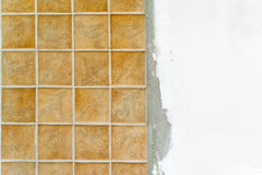 Ceramic tiles Stock Photography