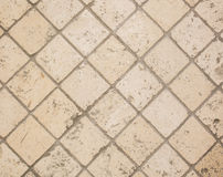 Ceramic tiles detail Royalty Free Stock Photography