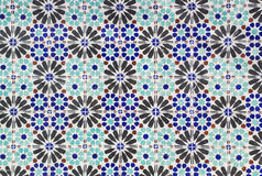 Ceramic tiles pattern Royalty Free Stock Image