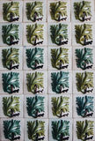 Ceramic tiles patterns Azulejos from Portugal Stock Images