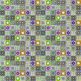 Ceramic tiles patterns Stock Images