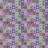Ceramic tiles patterns Stock Photo