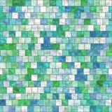 Ceramic tiles. Seamlesstexture for your 3d models stock illustration
