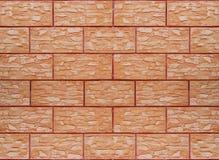 Ceramic tiles unglazed non-slip for walls, floors fences royalty free stock photo
