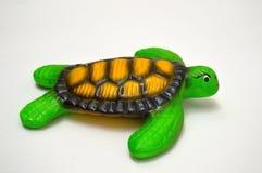 Ceramic turtles , crafts Royalty Free Stock Photo