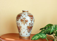 Ceramic vase Royalty Free Stock Photography