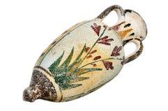Ceramic vase royalty free stock images